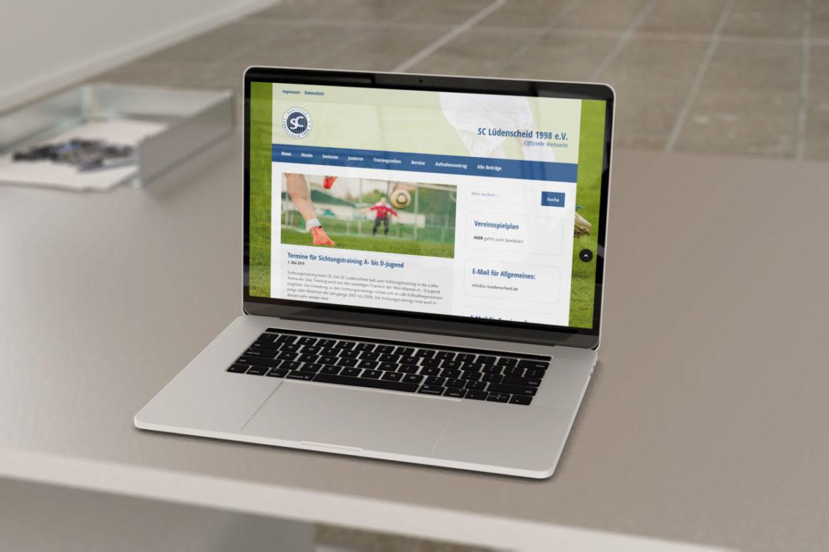 SC Lüdenscheid Webseite
