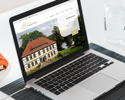 Drostenhaus Feldberg Webseite